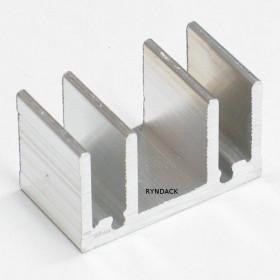 Dissipador de Alumínio RK6 15mm para TO220