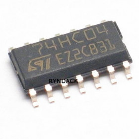 74HC04 SMD SOIC Seis Portas NOT Inversor 7404