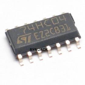 74HC04 SMD SOIC Seis Portas NOT Inversor 7404
