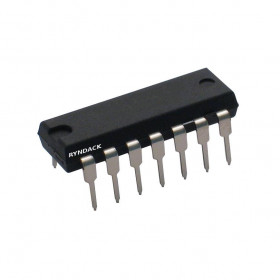 74HC10 Três Portas NAND de 3 Entradas 7410