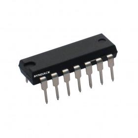 74HC126 Quadro Buffers 3-State 74126