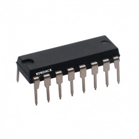 CD4094 Shift Register de 8 Bits com Saídas 3-State CMOS 4094