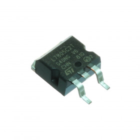 L7805C2T - Regulador de Tensão 5V 7805 SMD D2PAK