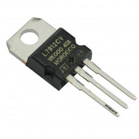 L7912CV Regulador de tensão -12V 1,5A 7912