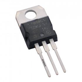 L7808CV Regulador de tensão 8V 1,5A 7808