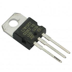 L7815CV Regulador de tensão 15V 1,5A 7815
