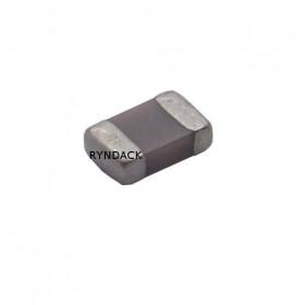 Capacitor Cerâmico 1μF 50V SMD 0805 Y5V 1uF