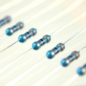 Resistor 2,2kΩ 5% 1W 2k2