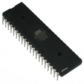 AT89S51-24PU Microcontrolador de 8 Bits com Flash de 4kB
