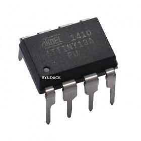 ATTINY13A-PU Microcontrolador AVR de 8 Bits com Flash de 1kB