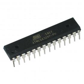 ATMEGA328P-PU Microcontrolador AVR de 8 Bits com Flash de 32kB