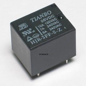 Rele 5V 10A 1 Contato Reversível 5 Pinos