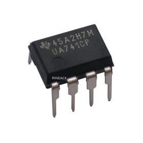 UA741CP Amplificador Operacional de Uso Geral 741