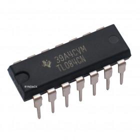 TL084CN Amplificador Operacional com Entrada JFET