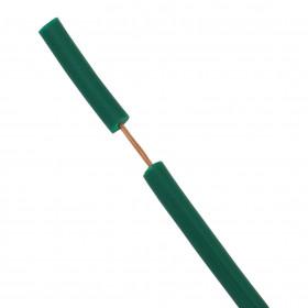 Cabo de Teste Ultraflexível de Silicone 0,25mm² Verde 1000V 70°C (metro)