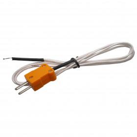 Termopar Tipo K 1m com Conector Amarelo