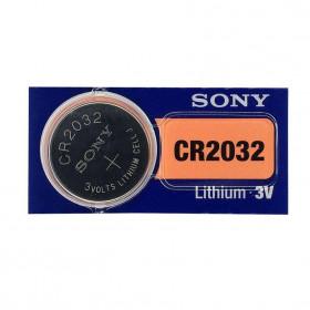 Pilha Bateria Botão de Lítio CR2032 3V Sony