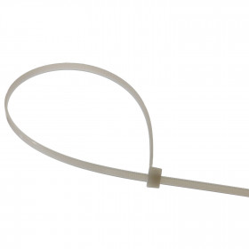 Abraçadeira 400mm x 4,8mm Branca