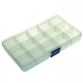 Organizador Plástico 15 Divisórias