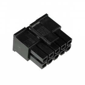 Conector Alojamento Macho Micro Fit 10 Vias 3,00mm