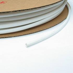 Espaguete Termo Retrátil Branco 2,4mm (Metro)