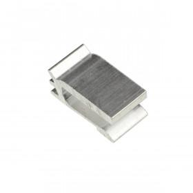 Dissipador de Alumínio tipo Clip RK15 10mm