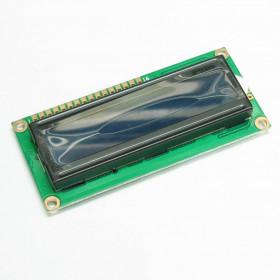 Display LCD 16x2 5V HD44780 com Backlight Azul e Letras Brancas