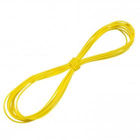 Fio Wire Wrap 30AWG Amarelo (metro)