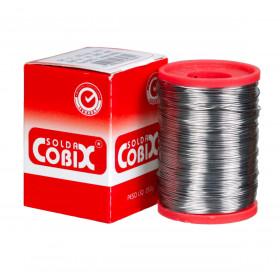 Solda Estanho Cobix SnPb 63x37 0,5mm Fluxo RA Carretel 250g