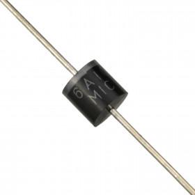 6A10 Diodo Retificador 6A 1000V