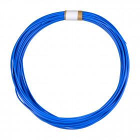 Cabo tipo Cabinho para Eletrônica Azul 0,75mm² (metro)