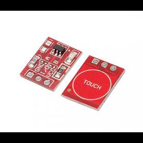 Módulo Botão Touch TTP223 com Seleção de Modo
