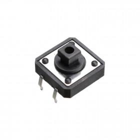 Chave Tactil Quadrada Grande 12*12*7,3mm
