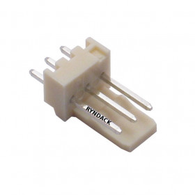 Conector 3 Vias KK 2,5mm Macho 180°