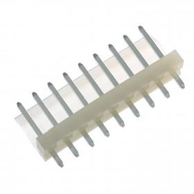 Conector 9 Vias KK 3,96mm Macho 180° KKzão