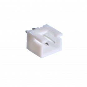 Conector Macho XH 2 Vias 2,5mm 180°