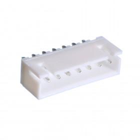 Conector Macho XH 7 Vias 2,5mm 180°