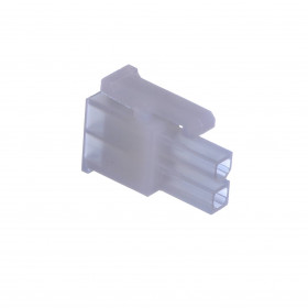 Conector Alojamento Macho Mini Fit 2 Vias 4,20mm