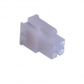 Conector Alojamento Macho Mini Fit 4 Vias 4,20mm
