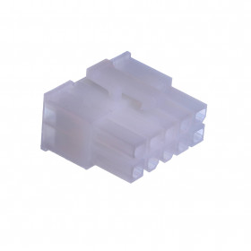 Conector Alojamento Macho Mini Fit 10 Vias 4,20mm