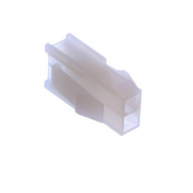 Conector Alojamento Fêmea Mini Fit 2 Vias 4,20mm