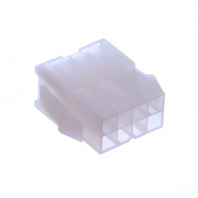 Conector Alojamento Fêmea Mini Fit 8 Vias 4,20mm