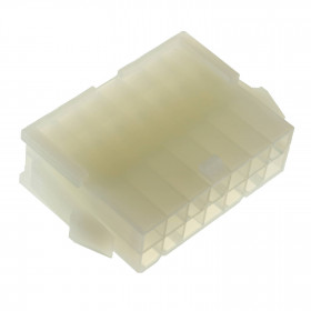 Conector Alojamento Fêmea Mini Fit 14 Vias 4,20mm