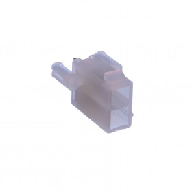 Conector Header Fêmea Mini Fit 2 Vias 4,20mm com Peg 180°
