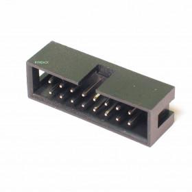 Conector Header 16 vias 180º